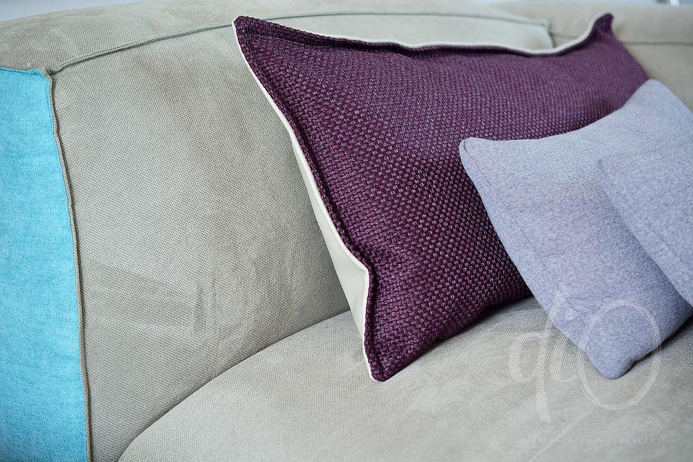 Balaton-felvidéki otthon - textilek