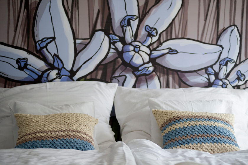 Magtár - ligeti csillagvirág szoba