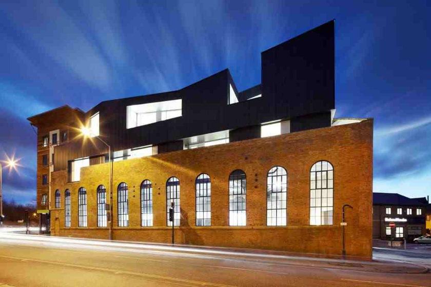 Építészeti korok, szakmák házassága