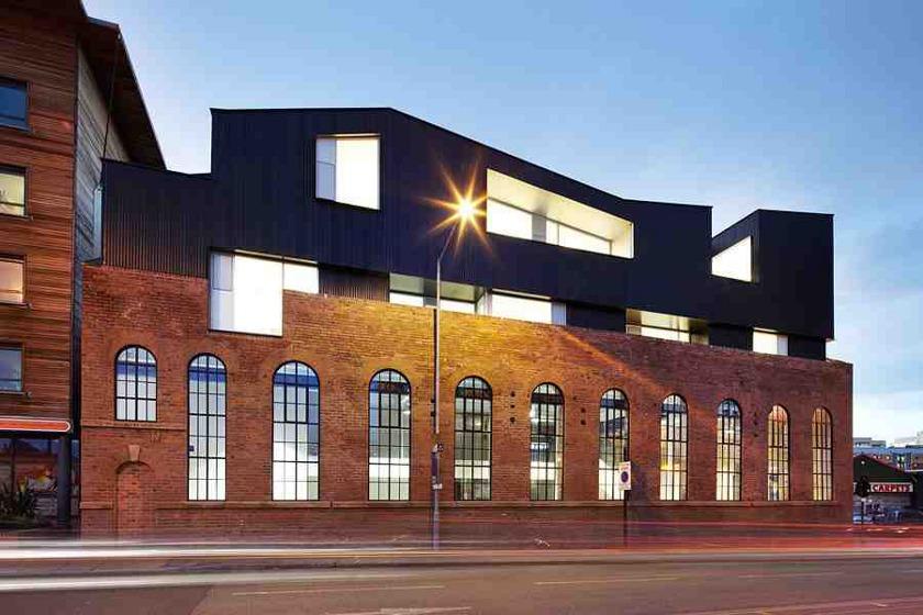 Ipari épület felújítása