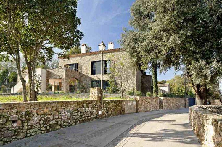 mediterrán ház