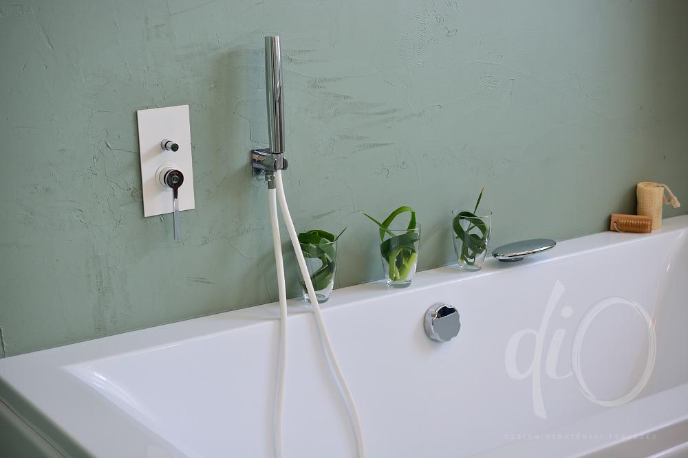 Balaton-felvidéki otthon - fürdőszoba