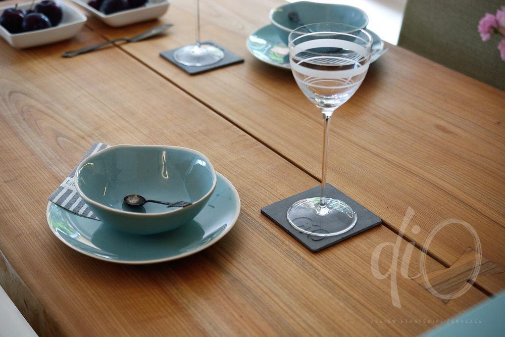 Balaton-felvidéki otthon - étkező