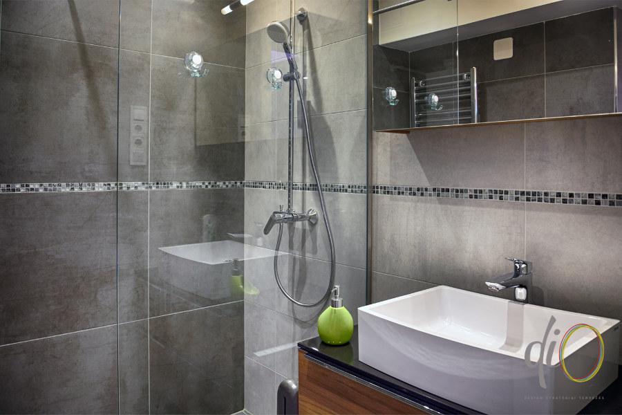 Belvárosi emeletráépítés - fürdőszoba